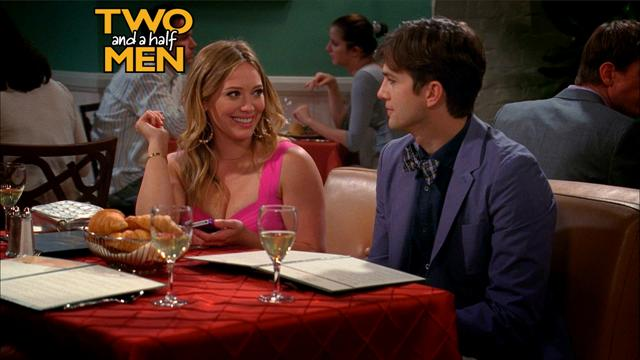 Two and a Half Men - Ditched on a Date