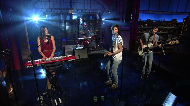 David Letterman - Houndmouth: