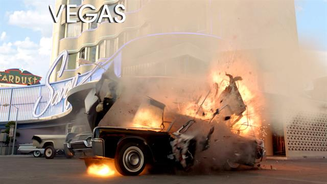 Vegas - Car Bomb