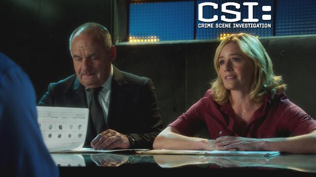 CSI: - Ghost Voices
