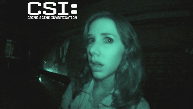 CSI: - Murder From Beyond The Grave