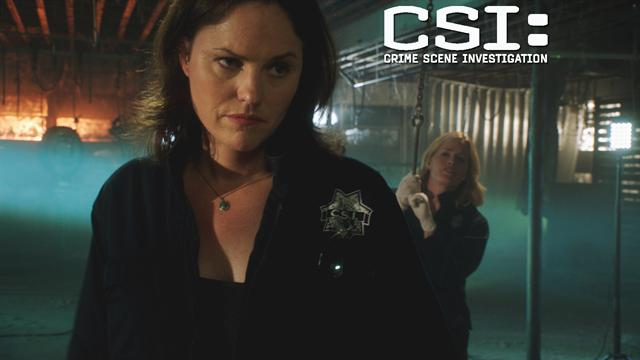 CSI: - The Kill Room