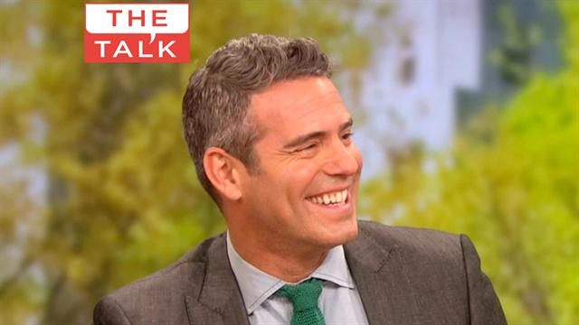 The Talk - Andy Cohen's 'RHONY' Drama