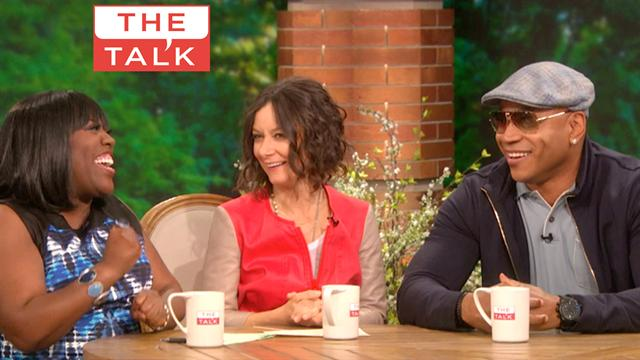 The Talk - LL Cool J Talks 'Authentic'