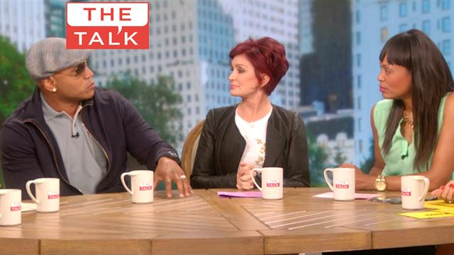 The Talk - LL Cool J on 'NCIS: LA'