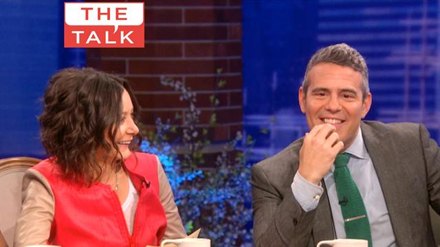 The Talk - 'Plead 5th' with Andy Cohen
