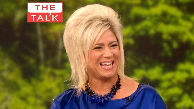 The Talk - Long Island Medium Reading