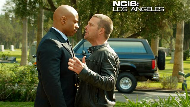 NCIS: Los Angeles - No More War