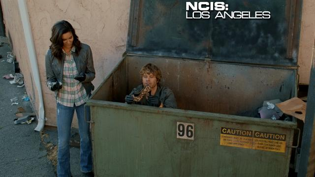 NCIS: Los Angeles - The Murder Weapon