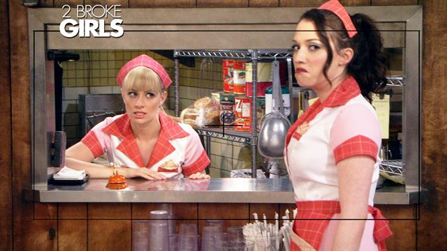 2 Broke Girls - Background