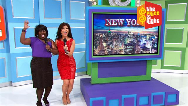 The Price Is Right - The Talk Of New York