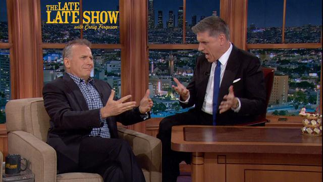 The Late Late Show: Craig Ferguson - Less Is More