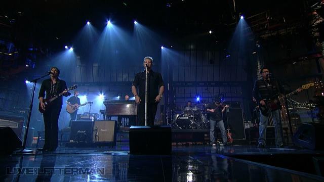 Live on Letterman - Rascal Flatts