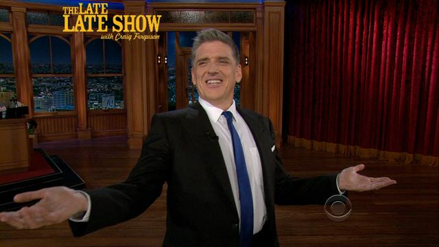 The Late Late Show: Craig Ferguson - Craig's Monologue 5/16/2013