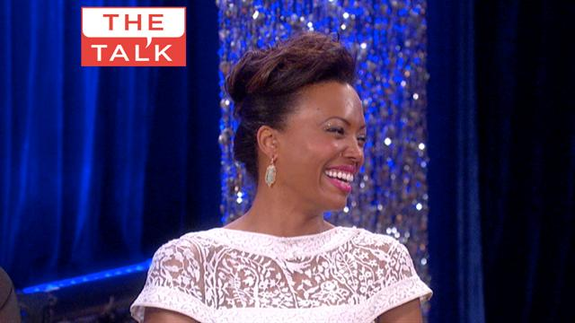 The Talk - Daytime Emmys: Aisha's Envelope Mishap!