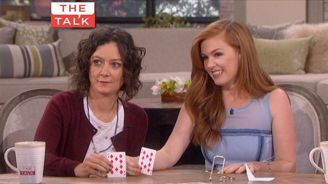 The Talk - Isla Fisher on 'Now You See Me'