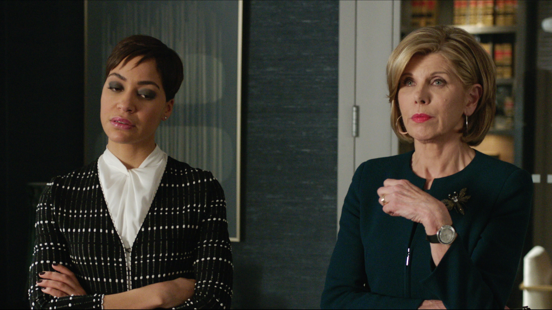 Watch The Good Fight Season 1 Episode 5: Stoppable: Requiem for an Airdate  - Full show on CBS All Access