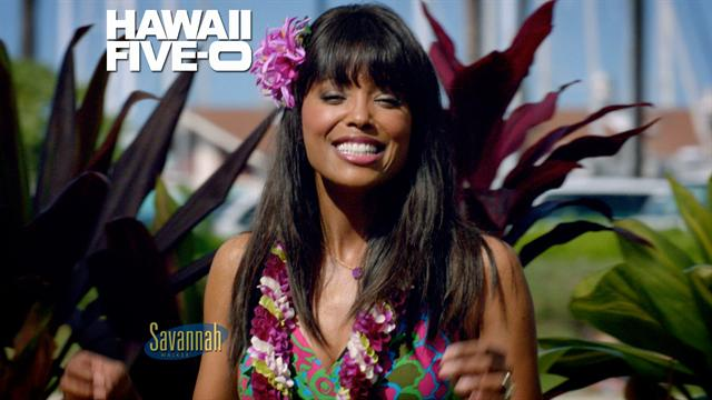 Hawaii Five -0 - Aisha Tyler Guest Stars