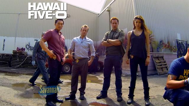 Hawaii Five -0 - Hidden Camera