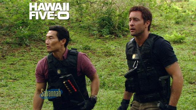 Hawaii Five -0 - Helicopter Down