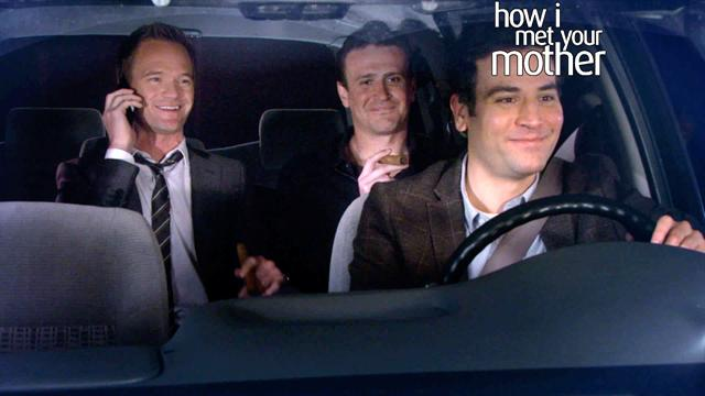 How I Met Your Mother - Rite Of Passage