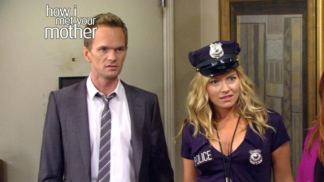 How I Met Your Mother - Who Vetted The Stripper?