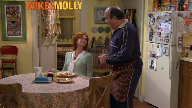 Mike &amp; Molly - Love and Supportive