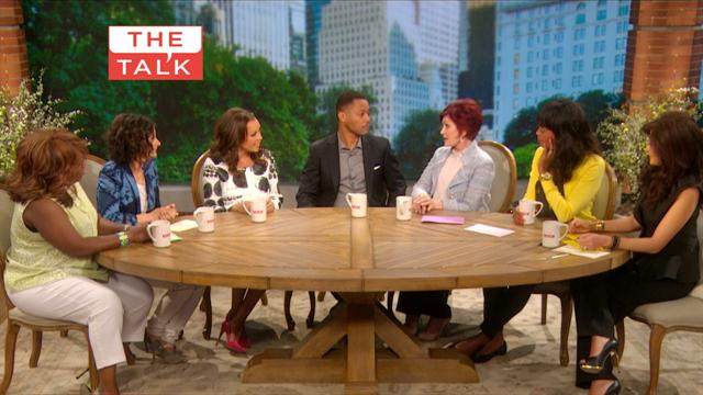 The Talk - Vanessa & Cuba on 'Trip to Bountiful'