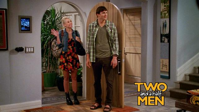 Two and a Half Men - House Guest