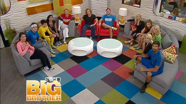 Big Brother - Episode 10