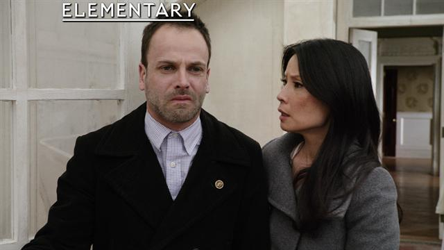 Elementary - Speechless