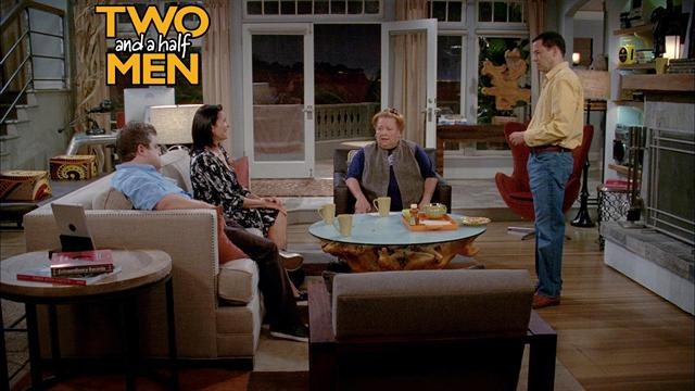Two and a Half Men - Intervention
