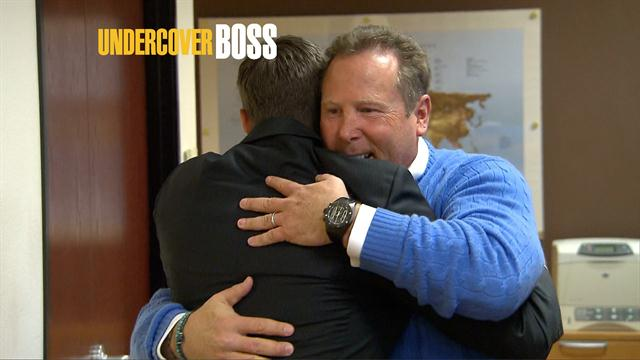 Undercover Boss - Two Time CEO