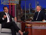 The Late Show - 5/17/2013