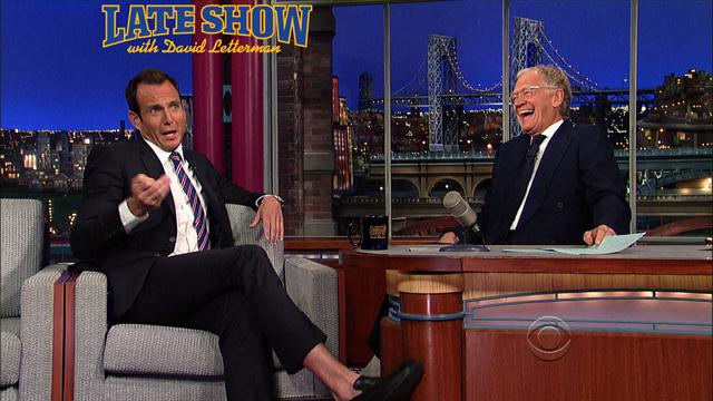 Watch Late Show with David Letterman Season 20 Episode 138 - Fri, May 17, 2013 Online