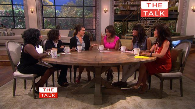 The Talk - Khloe on Kimye &