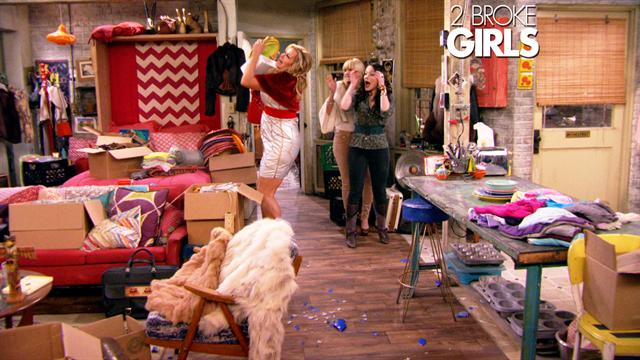 2 Broke Girls - I'm So Mad!