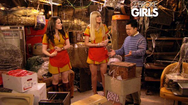 2 Broke Girls - The Back Room