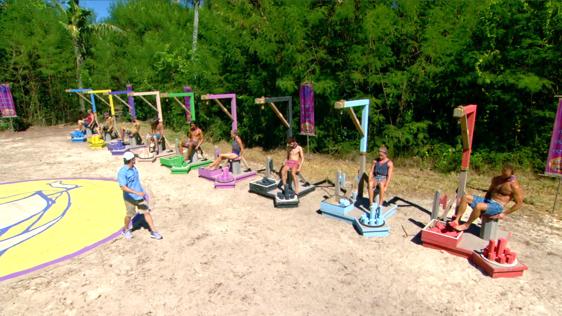 Watch Survivor Season 35 Episode 10, 11: Buy One, Get One Free - Full show  on CBS All Access