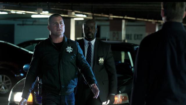 CSI - Nick's Confrontation