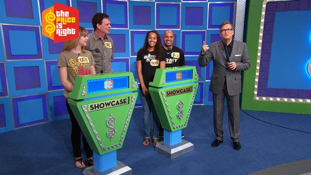 The Price Is Right - Father's Day Showcases