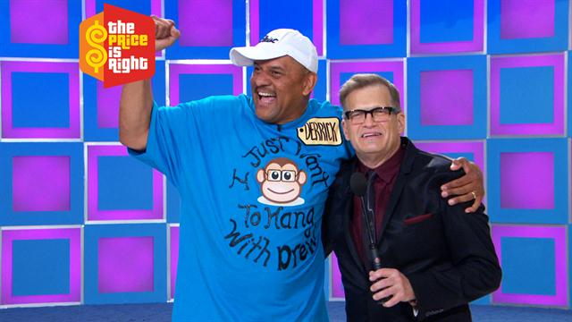 The Price Is Right - Hangin' With Drew