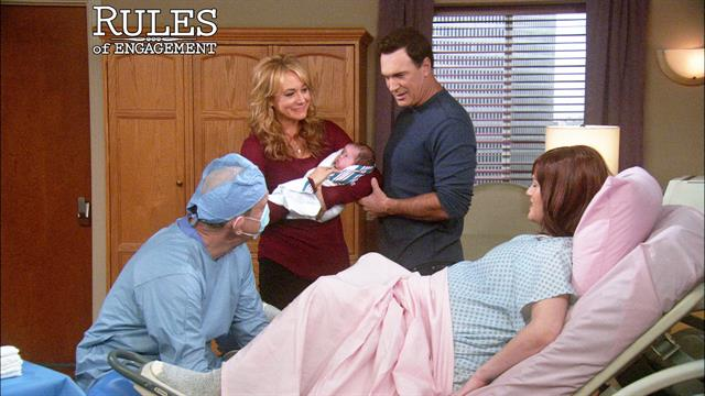 Rules of Engagement - It's A Girl!