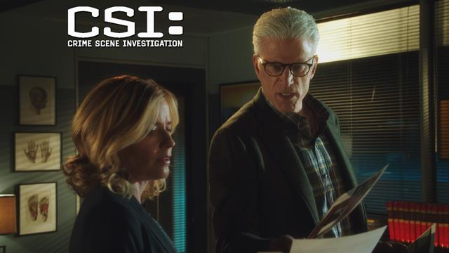 CSI: - Missing Pieces