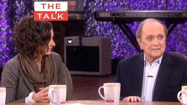 The Talk - Bob Newhart on 'The Big Bang Theory'