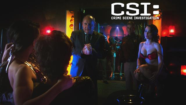CSI: - Out For Blood