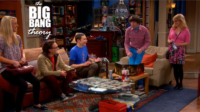 The Big Bang Theory - Your Playing D and D
