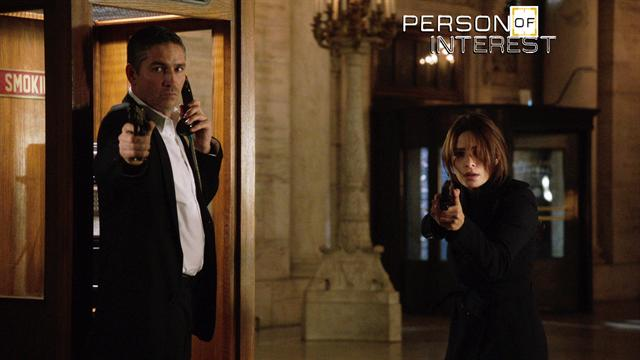Person of Interest - Follow My Lead