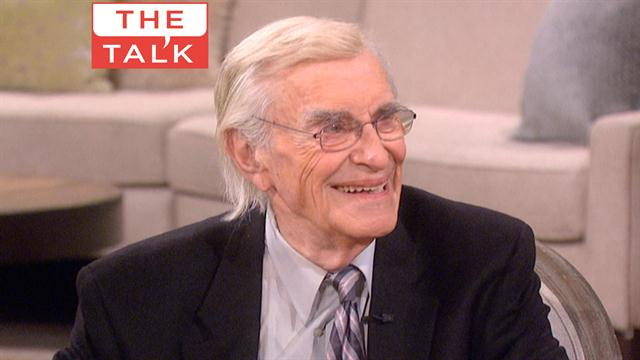 The Talk - Martin Landau on