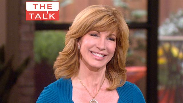 The Talk - Honoring Mom with Leeza Gibbons